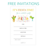 FIESTA FUN PARTY IN A BOX