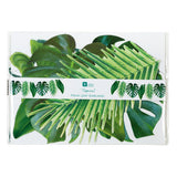 Palm Leaf Party Banner