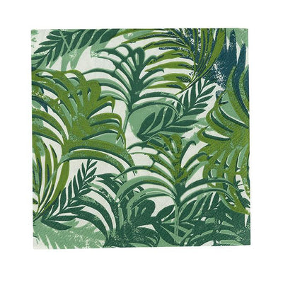 Tropical Leaf Party Napkins