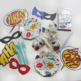 Superhero Party Supplies and Decorations