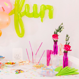 THE PERFECT NEON PARTY