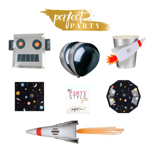 Space Petite Party in a Box Vision Board