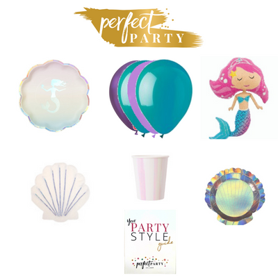 Magical Mermaid Petite Party in a Box