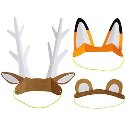 Let's explore Animal ears party decoration