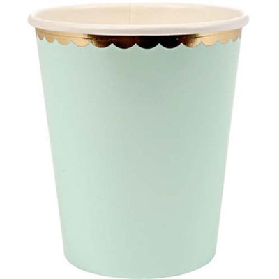 Pastel Party Cups in Assorted Colours