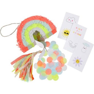 Perfect Party In a Box Rainbow Piñata Favour Party Supplies