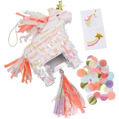 Perfect Party in a box Unicorn Pinata Favour Party Supplies