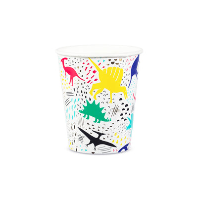 Dinomite Paper Party Cups
