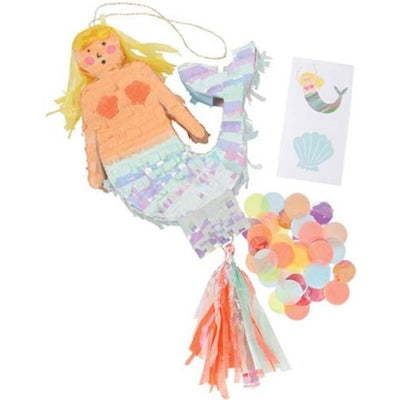 Mermaid Mini Piñata