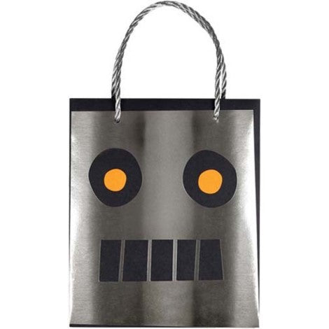Robot Treat Bag Party Supplies