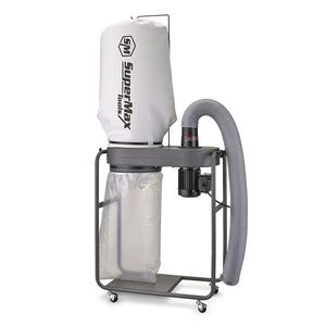 SuperMax 1.0 HP Wood Dust Collector