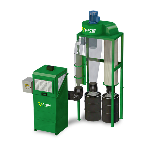 Green Filter Cleaning Machine