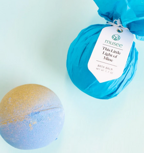 Musee Bath Bomb- This Little Light of Mine