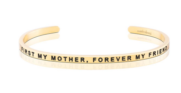 First My Mother, Forever My Friend MantraBand