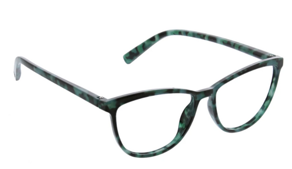 Peepers Glasses- Blue Light Bengal
