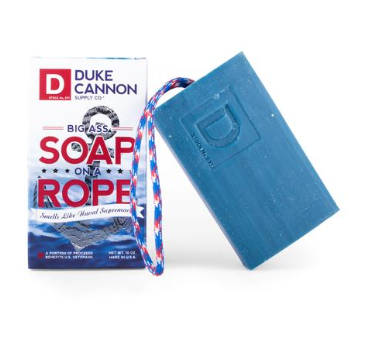 SOAP ON A ROPE- Navy