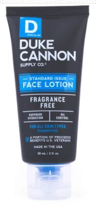 Travel Face Lotion