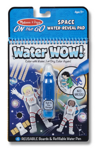 Melissa & Doug Water Wow! Space