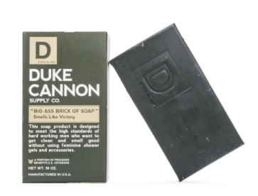 Duke Cannon Victory Soap