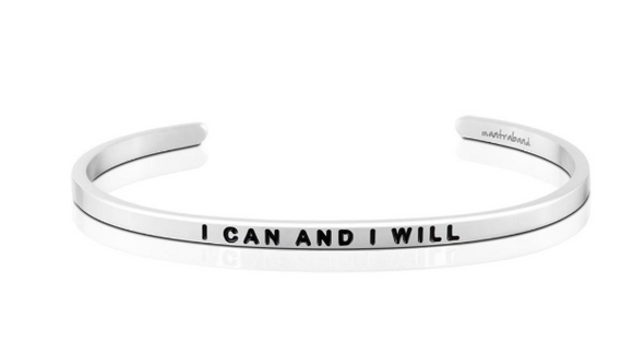 I Can And I Will MantraBand