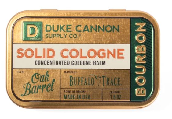Solid Cologne-Bourbon