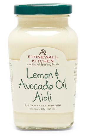 Stonewall Kitchen Lemon Avocado Aioli
