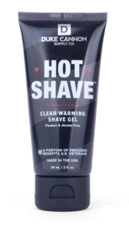 Travel Hot Shave