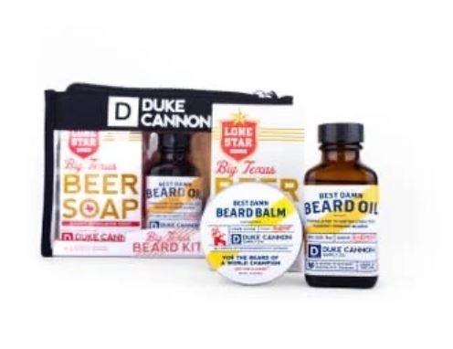 Duke Cannon Big Texas Beard Kit