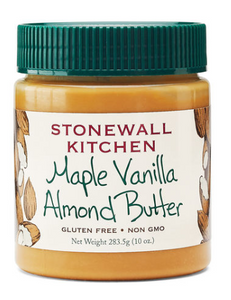 Stonewall Kitchen Maple Vanilla Almond Butter