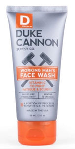 Travel Working Mans Face Wash