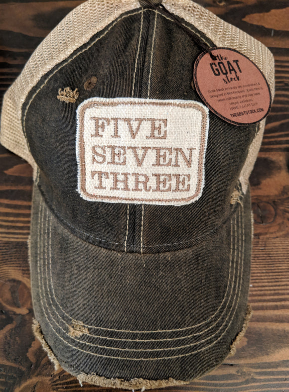 Five Seven Three Hat
