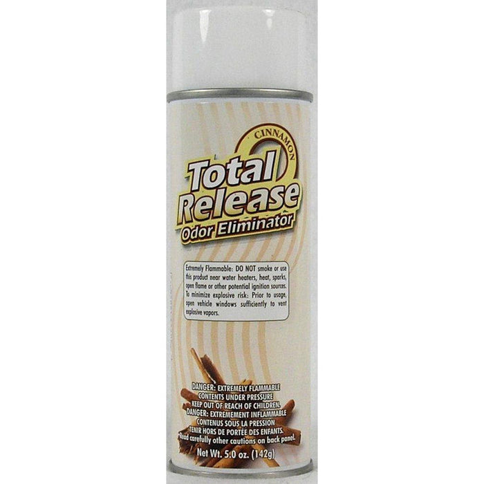 Total Release Odor Eliminator | Choose from 16 Scents-Odor Fogger-Hi Tech Industries-Cinnamon-HT 19050