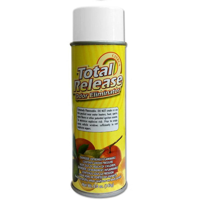 Total Release Odor Eliminator | Choose from 16 Scents-Odor Fogger-Hi Tech Industries-Citrus-HT 19070