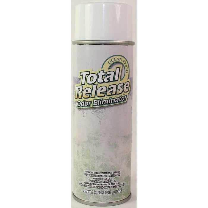 Total Release Odor Eliminator | Choose from 16 Scents-Odor Fogger-Hi Tech Industries-Ocean Fresh-HT 19036