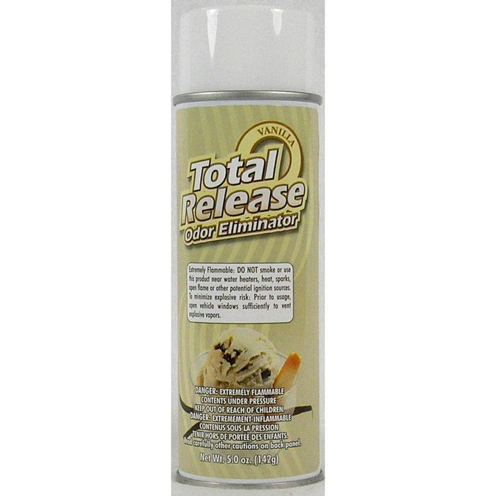 Total Release Odor Eliminator | Choose from 16 Scents-Odor Fogger-Hi Tech Industries-Vanilla-HT 19085
