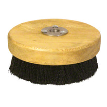 "5"" Wood Block Rotary Brush for Buffers and Polishers"