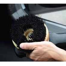 "5"" Rotary Brush Mounts Easily to Your Rotary Polisher - Buffer"