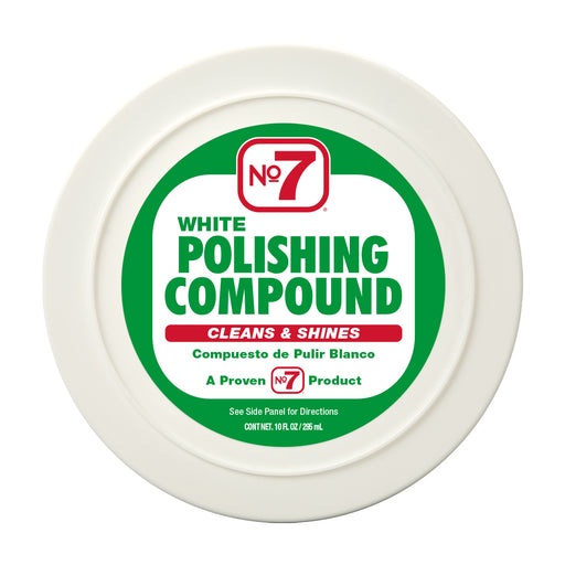 No 7 White Polishing Compound