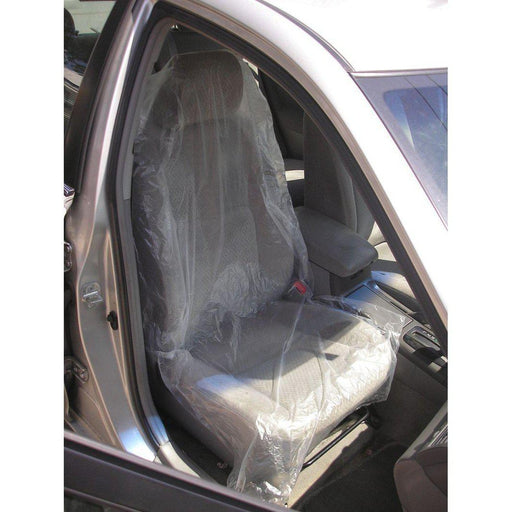 Premium Plastic Seat Covers - 250 ct. roll-Floor Mats & Accessories-Hi Tech Industries-SC-250