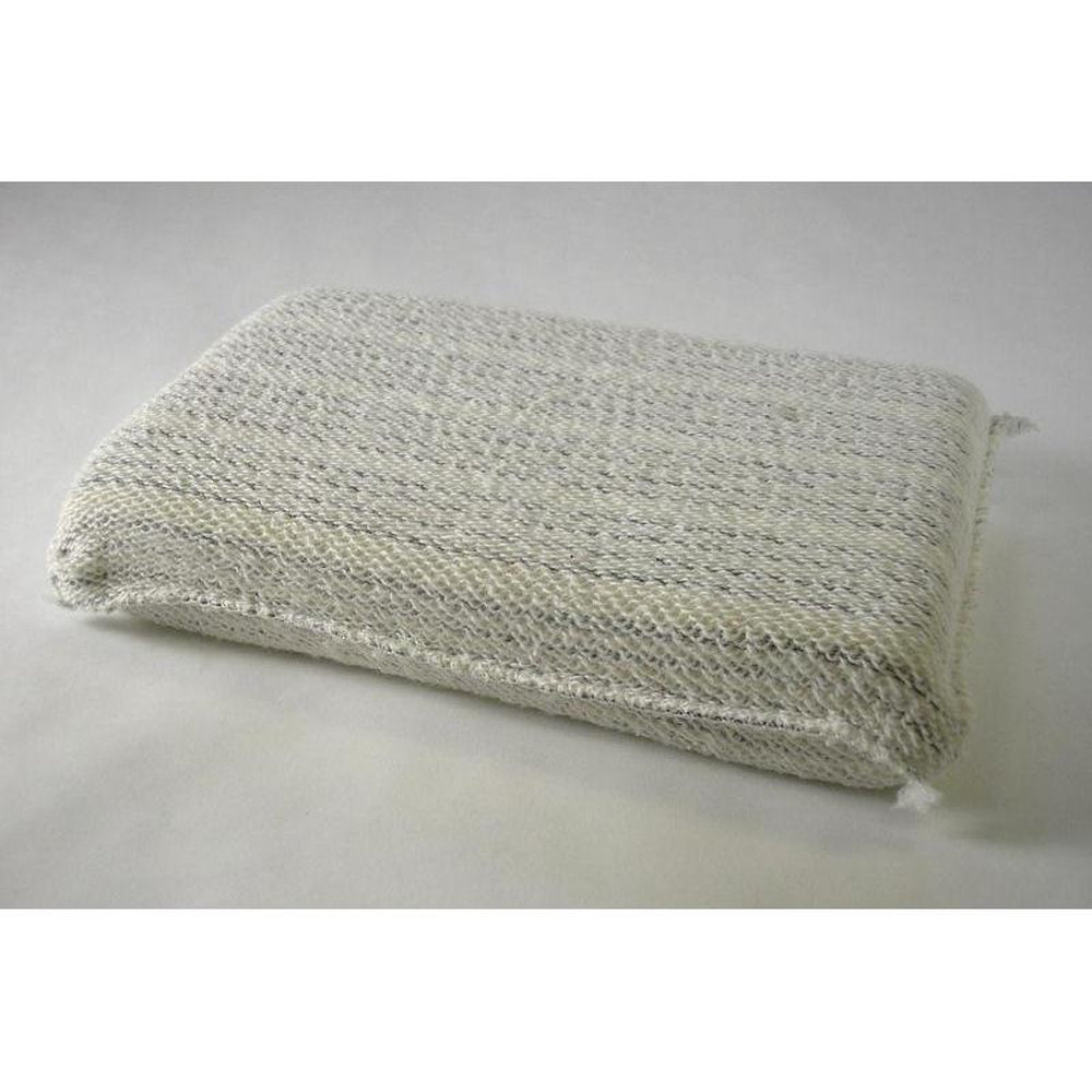 "Wax Applicator Pad Jumbo Striped - 4"" x 7"" x 1""-Applicators-Hi Tech Industries-WP-STR2"
