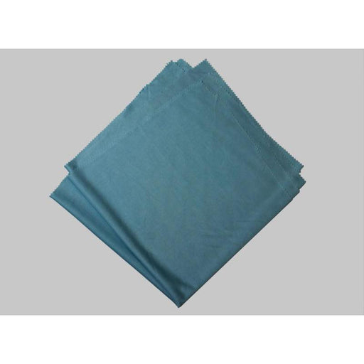 "Ultra Fine Glass Cloth - 20"" x 20"" - Blue"