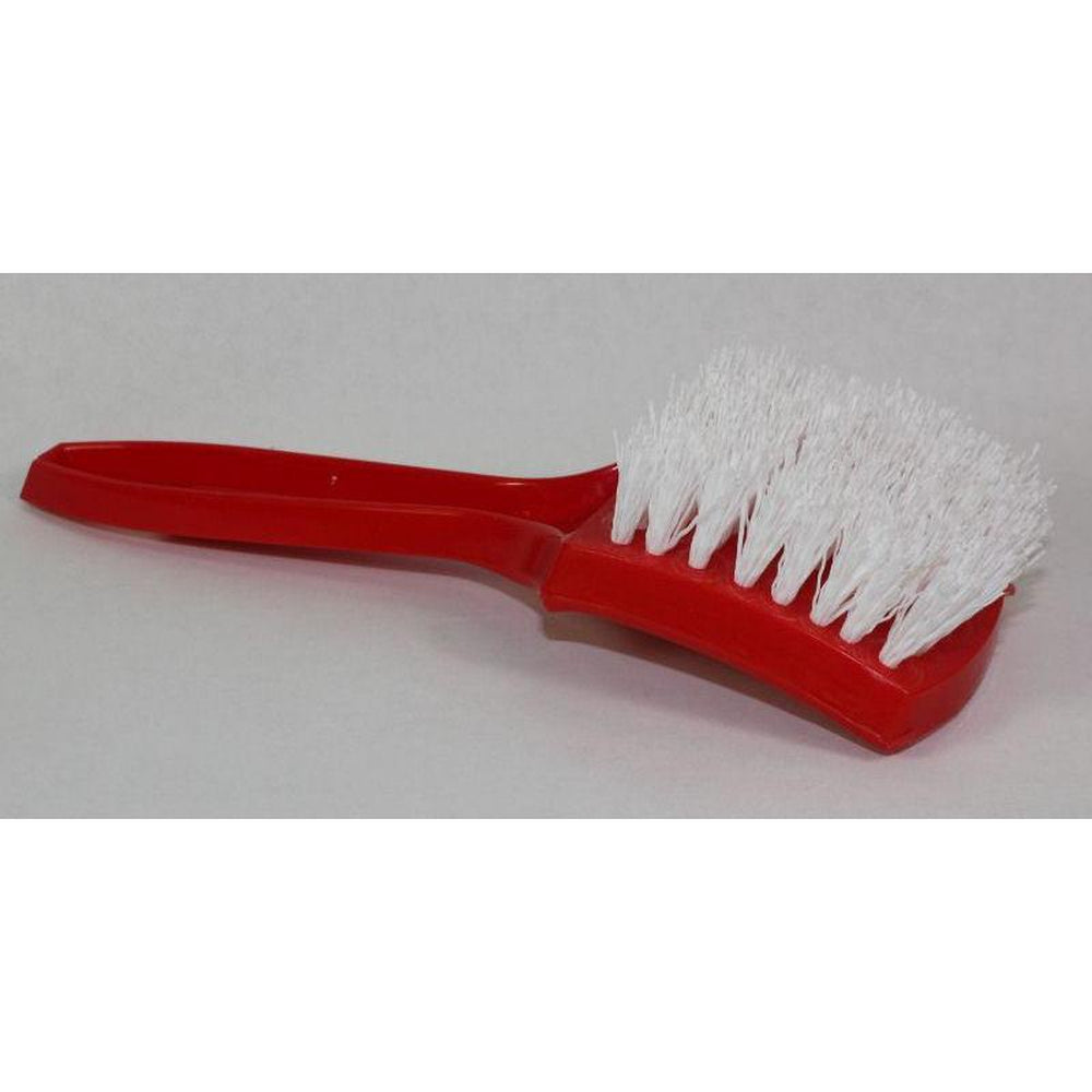 "Poly Whitewall & Tire - 3/4"" Bristle-Scrub Brushes-Hi Tech Industries-WWBN-1"