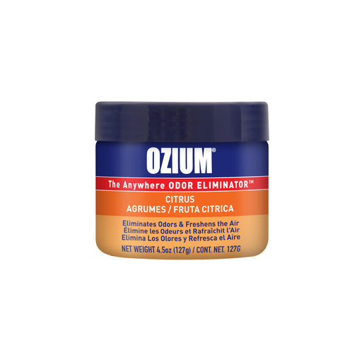 Ozium Gel Odor Eliminator, 4.5 Ounce (Available in 4 Fragrances)