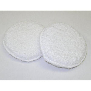 3T Plush Round Terry Wax Pad - 5""