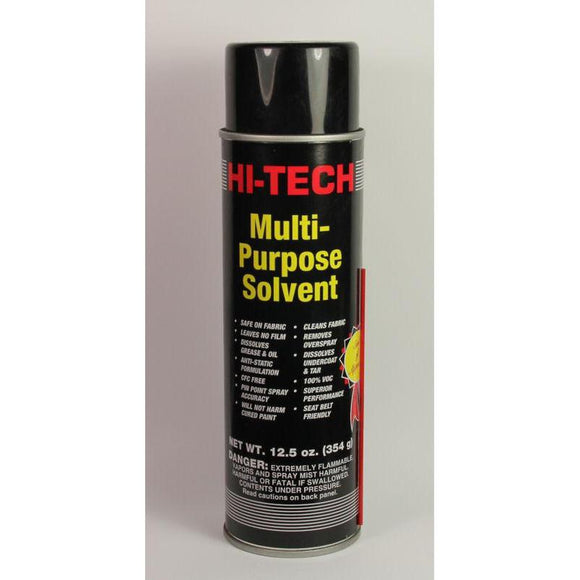 Multi-Purpose Solvent-Cleaners & Specialty Aerosols-Hi Tech Industries-HT 18001