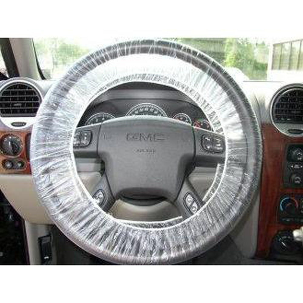 Universal Steering Wheel Covers - 500 ct. box