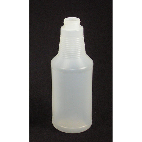 16 Oz. Clear Bottle