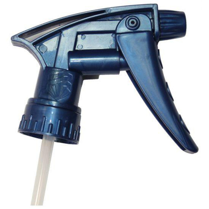 Speedway Series Chemical Resistant Trigger Sprayer 1.4 ml per Stroke-Bottles & Sprayers-Hi Tech Industries-Blue-614CR