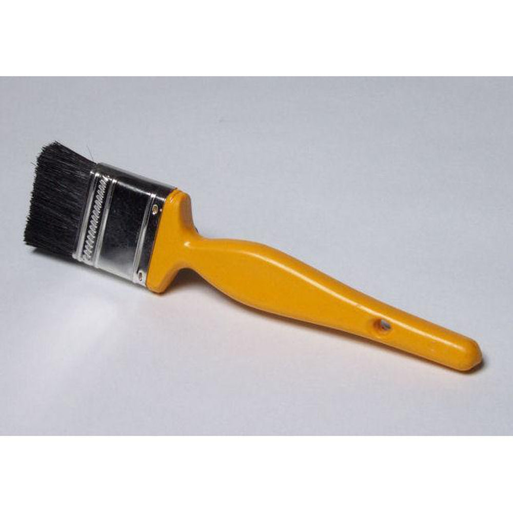 HD Paintbrush Style Detail - Yellow Double Thick-Detailing Brushes-Hi Tech Industries-HTI-716