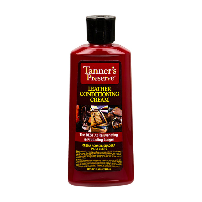Tanner's Preserve Leather Conditioner - 7.5 Ounces